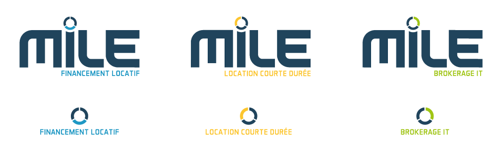 Mile-declinaisons