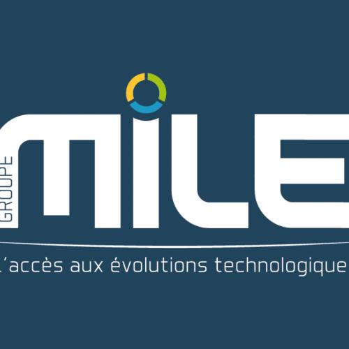 Création univers de marque à Bordeaux pour le Groupe Mile - Offensive Studio