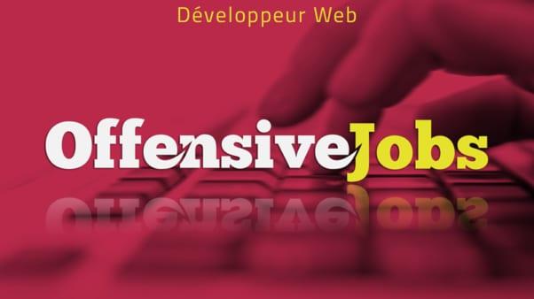 job developpeur web