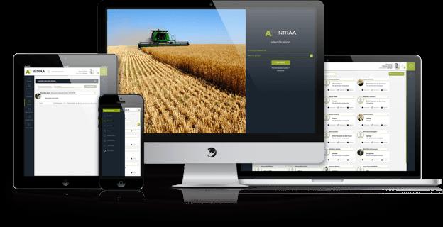 responsive design site internet intraa 1