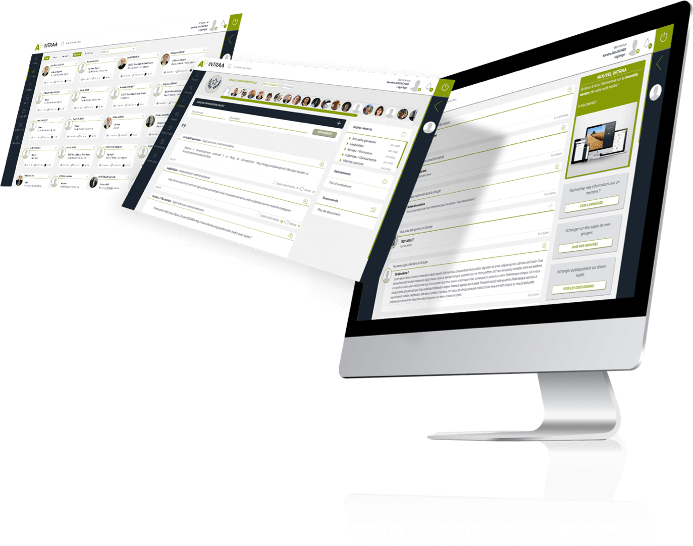 responsive design site internet intraa 2