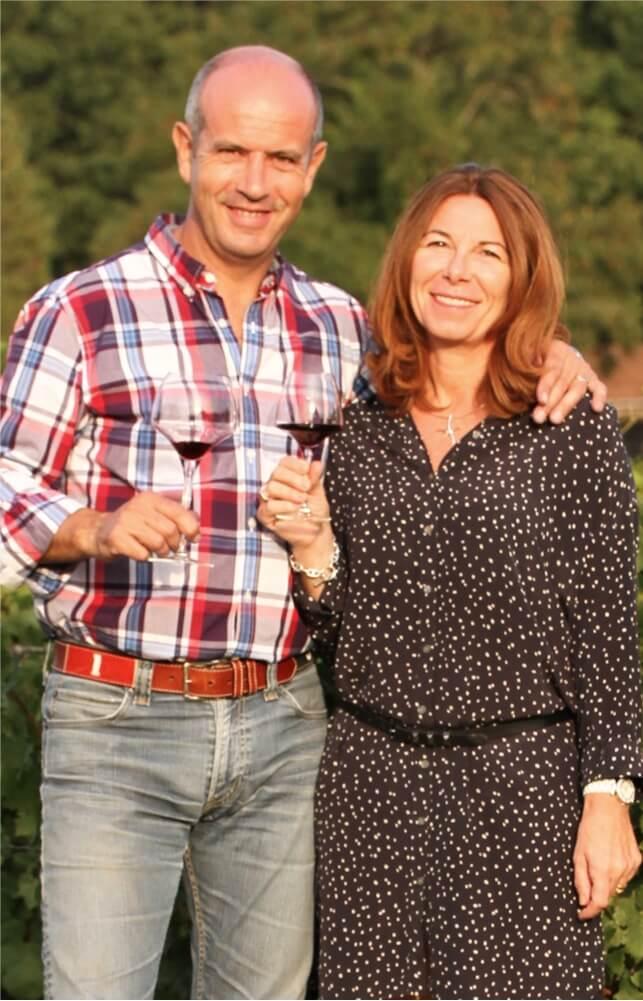 Nathalie et Gérard Operie