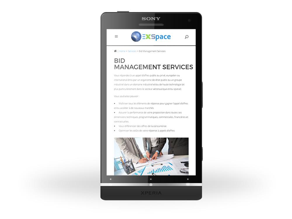 Exspace-site-internet-responsive-smartphone-mobile-bordeaux
