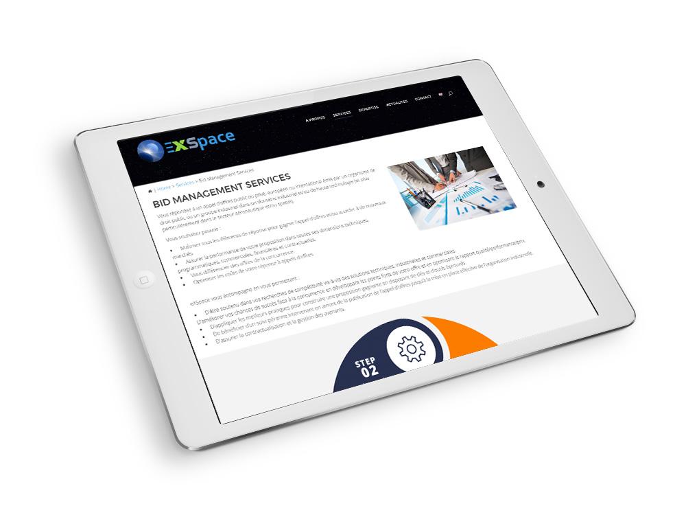 Exspace-site-internet-responsive-tablette-mobile-bordeaux