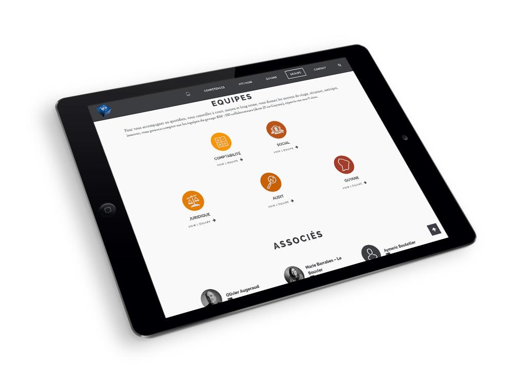 Groupe-BSF-site-internet-responsive-tablette-mobile-bordeaux
